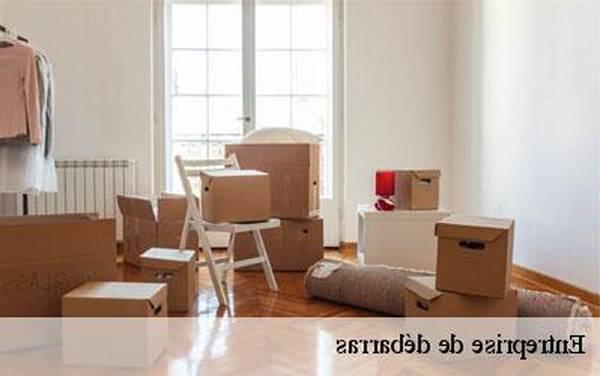 Prix Débarras appartement après décès 94